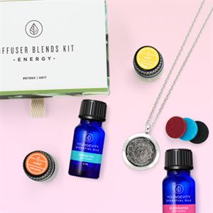 Picture of Flower Power Diffuser Locket